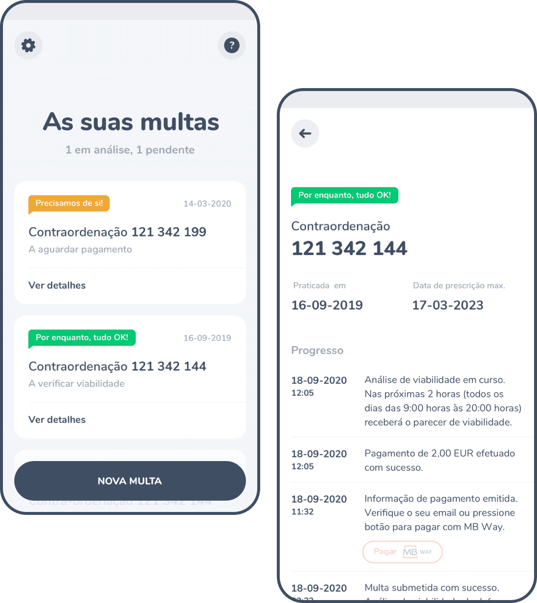 Multa de transito? Faça download da App Fui Multado!